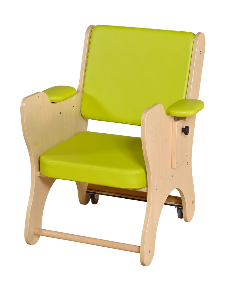 S lection de mobilier pour micro cr ches mathou cr ations for Chaise bercante allaitement